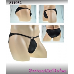 Sweetiebabe S11052 Men's Bulge Pouch T-back Sexy Lingerie Thongs Underwear